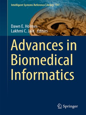 cover image of Advances in Biomedical Informatics