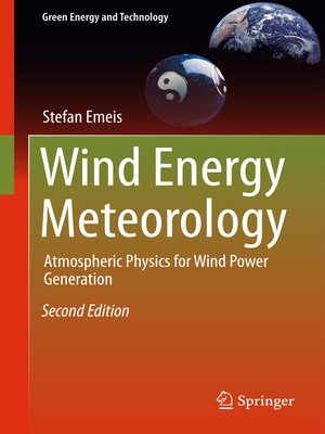 cover image of Wind Energy Meteorology