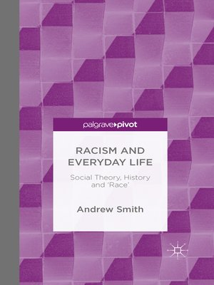 cover image of Racism and Everyday Life