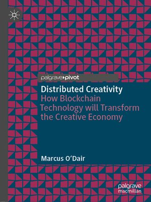 cover image of Distributed Creativity