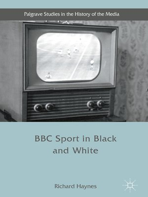 cover image of BBC Sport in Black and White