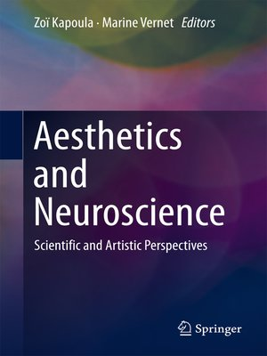 cover image of Aesthetics and Neuroscience