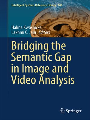 cover image of Bridging the Semantic Gap in Image and Video Analysis