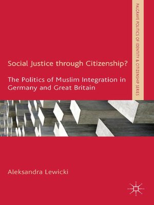 cover image of Social Justice through Citizenship?