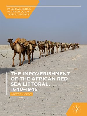 cover image of The Impoverishment of the African Red Sea Littoral, 1640–1945