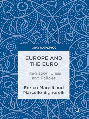 cover image of Europe and the Euro