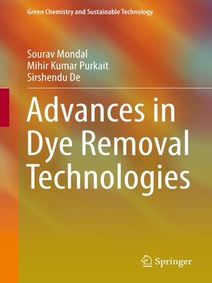 cover image of Advances in Dye Removal Technologies