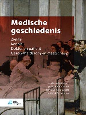 cover image of Medische geschiedenis