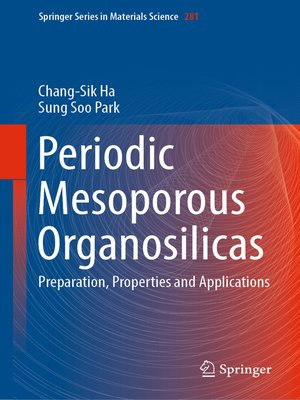 cover image of Periodic Mesoporous Organosilicas