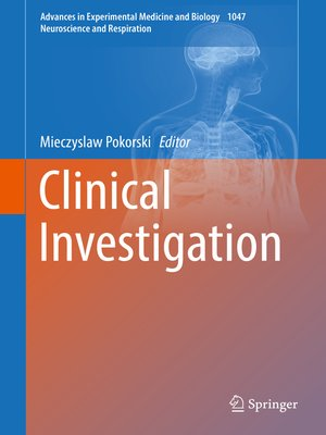cover image of Clinical Investigation