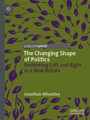 cover image of The Changing Shape of Politics