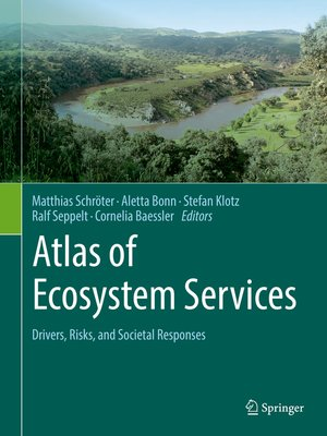 cover image of Atlas of Ecosystem Services