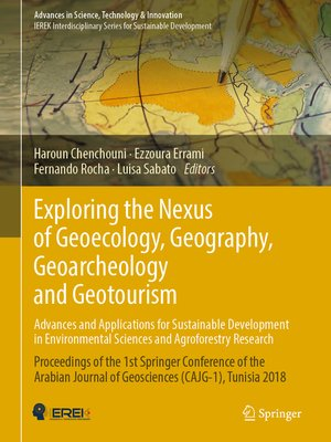 cover image of Exploring the Nexus of Geoecology, Geography, Geoarcheology and Geotourism