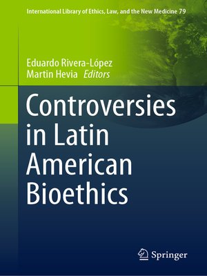 cover image of Controversies in Latin American Bioethics