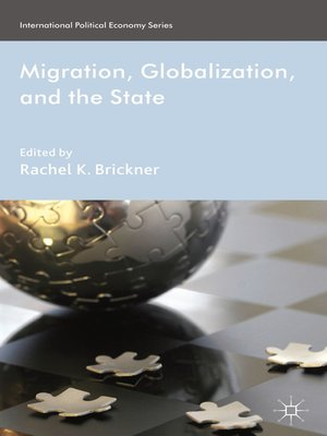 cover image of Migration, Globalization, and the State