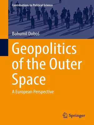 cover image of Geopolitics of the Outer Space