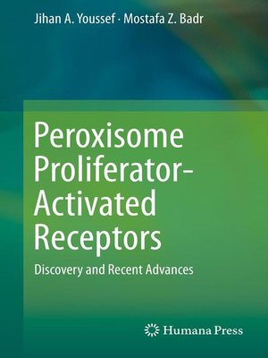 cover image of Peroxisome Proliferator-Activated Receptors