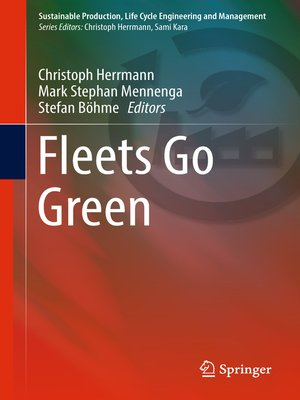 cover image of Fleets Go Green