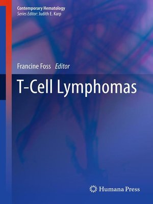 cover image of T-Cell Lymphomas