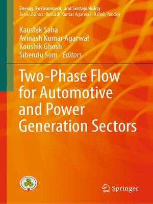 cover image of Two-Phase Flow for Automotive and Power Generation Sectors