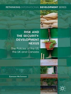 cover image of Risk and the Security-Development Nexus