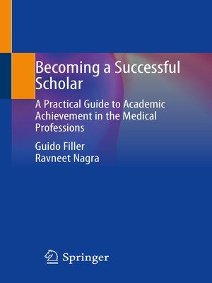 cover image of Becoming a Successful Scholar