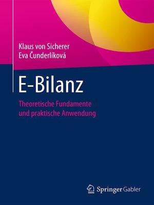 cover image of E-Bilanz