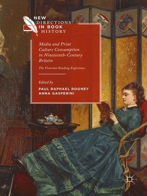 cover image of Media and Print Culture Consumption in Nineteenth-Century Britain