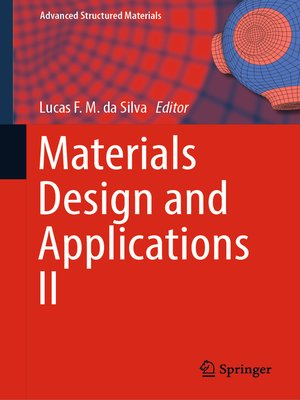 cover image of Materials Design and Applications II