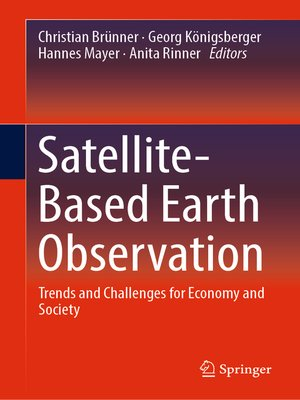 cover image of Satellite-Based Earth Observation