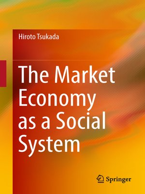 cover image of The Market Economy as a Social System