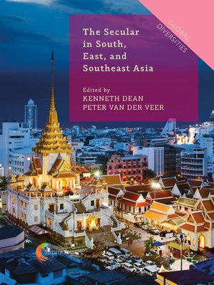 cover image of The Secular in South, East, and Southeast Asia