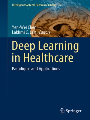 cover image of Deep Learning in Healthcare