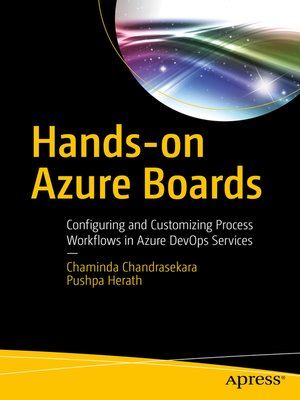cover image of Hands-on Azure Boards