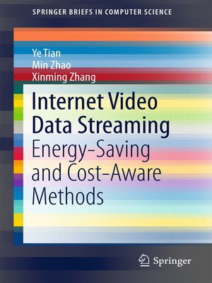 cover image of Internet Video Data Streaming