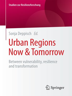 cover image of Urban Regions Now & Tomorrow