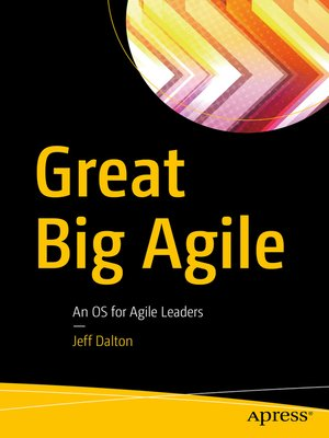 cover image of Great Big Agile
