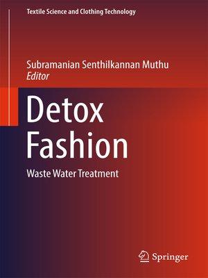 cover image of Detox Fashion