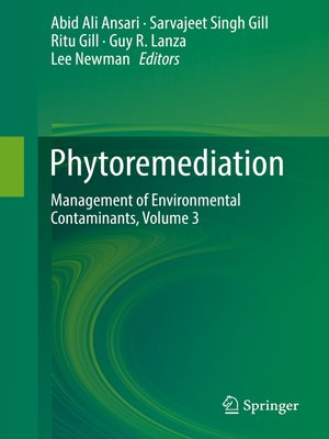 cover image of Phytoremediation