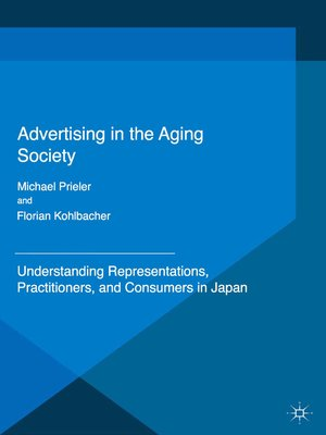 cover image of Advertising in the Aging Society