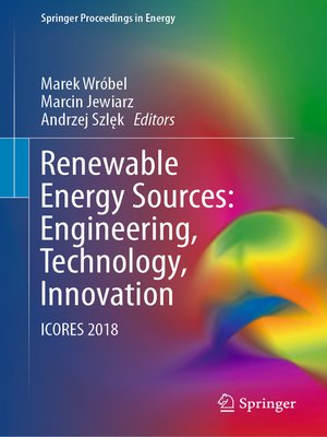 cover image of Renewable Energy Sources