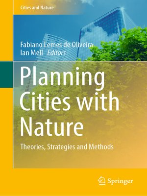 cover image of Planning Cities with Nature