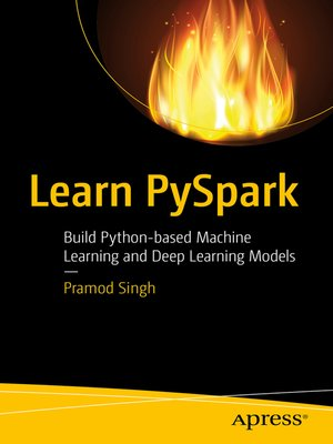 cover image of Learn PySpark