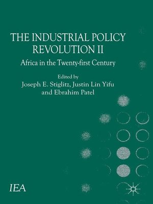 cover image of The Industrial Policy Revolution II