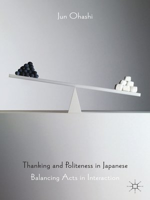 cover image of Thanking and Politeness in Japanese