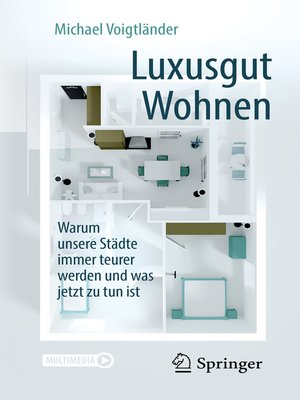 cover image of Luxusgut Wohnen