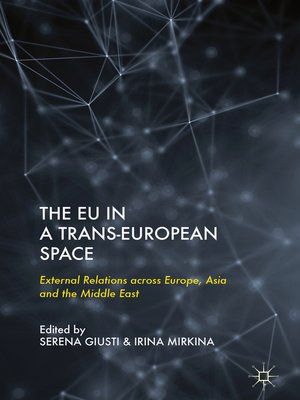 cover image of The EU in a Trans-European Space