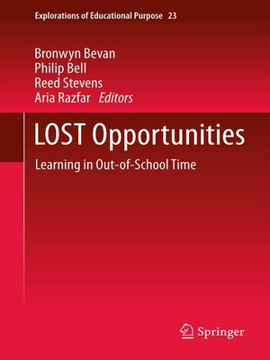 cover image of LOST Opportunities