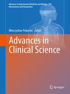 cover image of Advances in Clinical Science