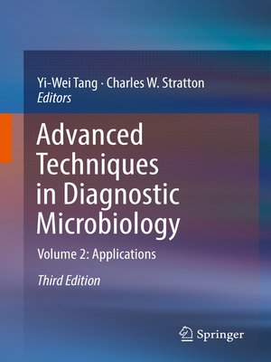 cover image of Advanced Techniques in Diagnostic Microbiology